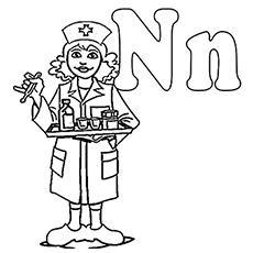The-n-is-for-nurse
