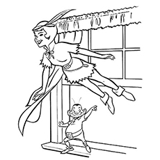 The-peter-pan-with