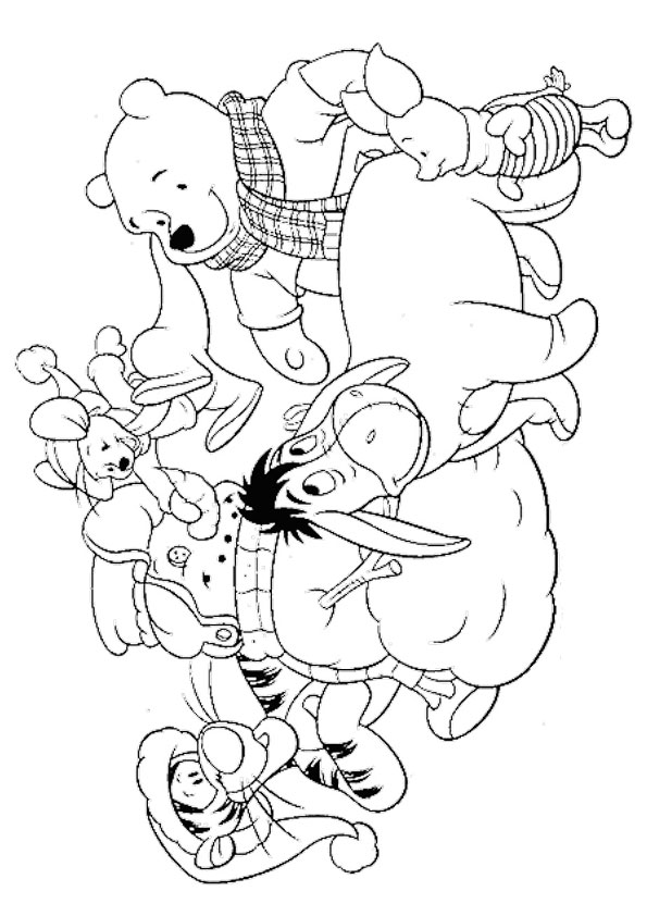The-pooh-and-friends-playing