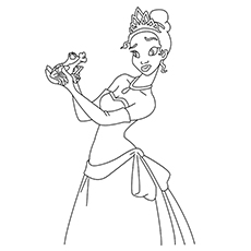 princess printable coloring pages Top 35 Free Printable Princess Coloring Pages Online princess printable coloring pages