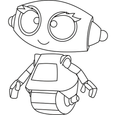 Robot to Color Free
