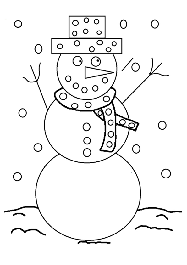 The-snowman-with-a-message