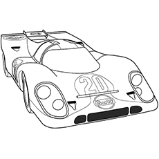 racing car coloring pages Top 25 Race Car Coloring Pages For Your Little Ones racing car coloring pages