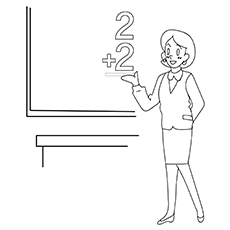 The-teacher-teaching-on-blackboard-16