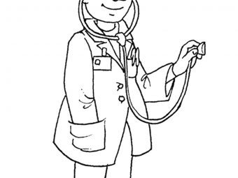 Top 10 'Community Helpers'  Coloring Pages Your Toddler will Love To Learn & Color