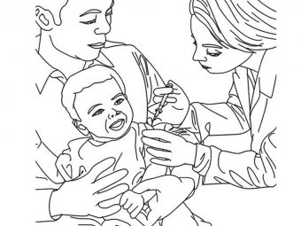 Top 10 Doctor Coloring Pages Your Toddler Will Love To Color