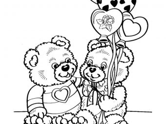 Top 14 Holiday Coloring Pages Your Toddler Will Love To Color