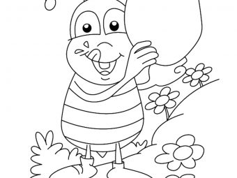 Top 17 Bug Coloring Pages Your Little Ones will Love To Color