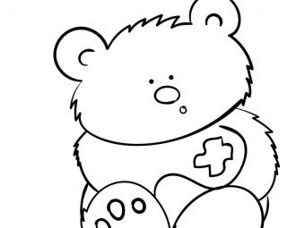 Top 25 Get Well Soon Coloring Pages To Keep Your Toddler Busy