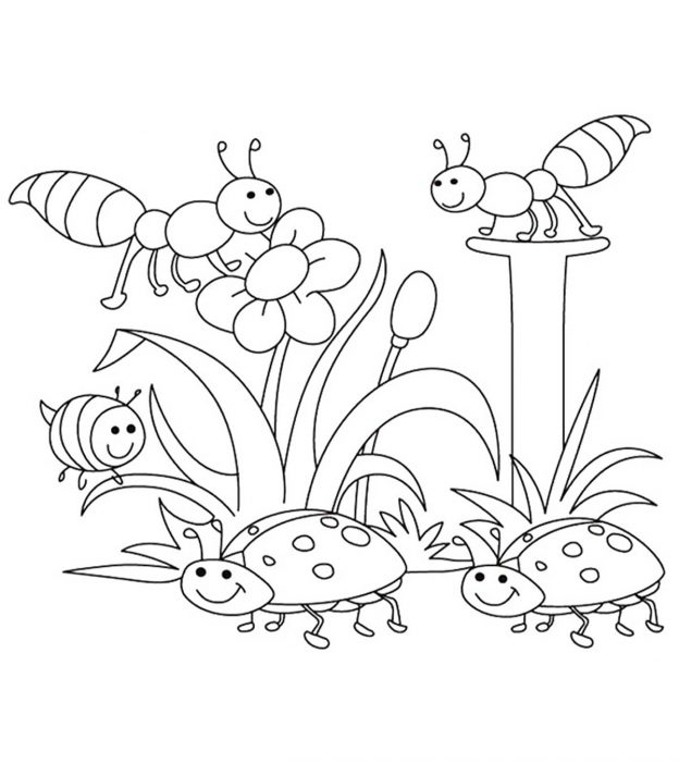 Top 35 Free Printable Spring Coloring Pages Onlinerhmomjunction: Momjunction Coloring Pages Easter At Baymontmadison.com