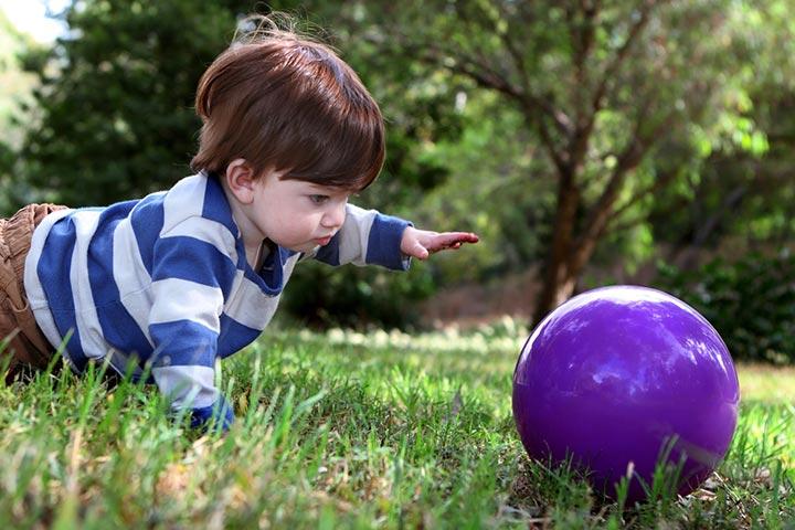 Toss The Ball