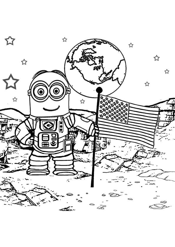 Walking-on-the-moon-astronaut