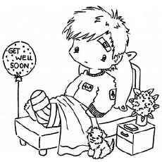 25 Free Printable Get Well Soon Coloring Pages Online