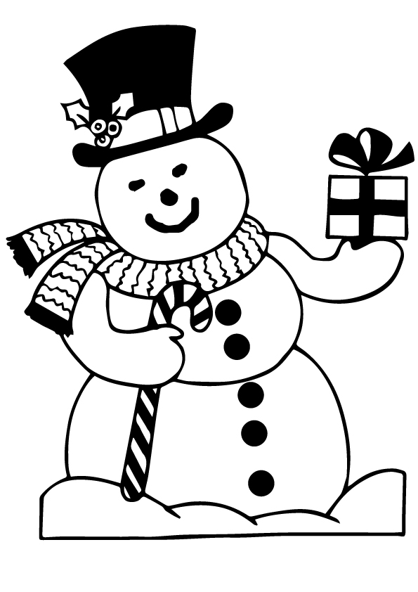 abominable-snowman-coloring-pages