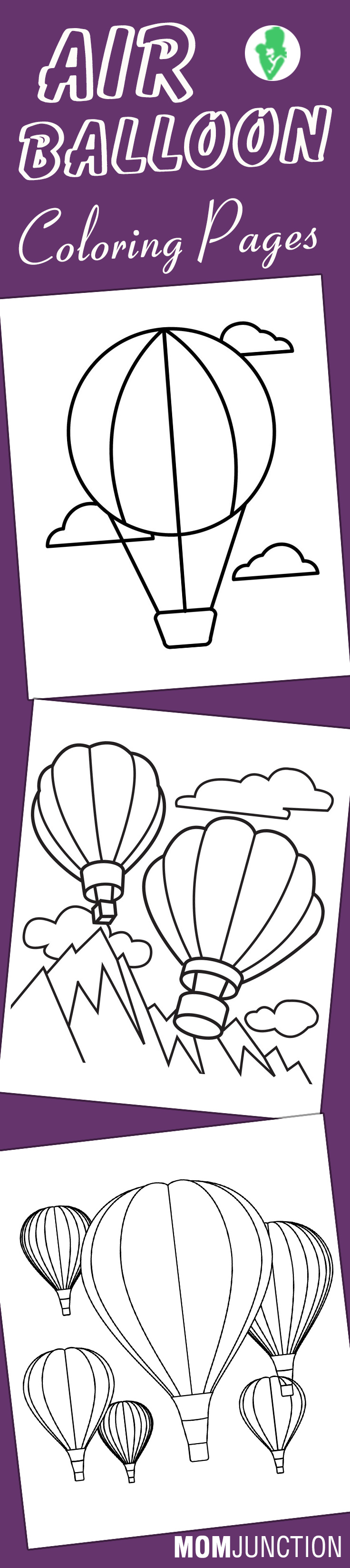 Free printable coloring pages hot air balloon - Free Printable Coloring Pages Hot Air Balloon 28