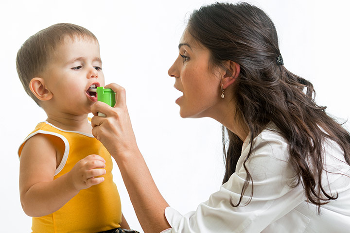 asthma in toddlers