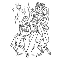 barbie-nutcracker-colouring-pages
