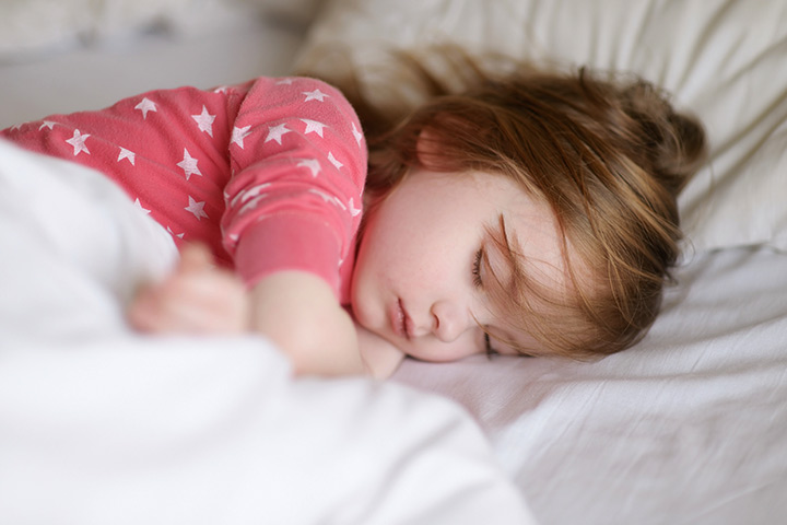 changes in sleep patterns