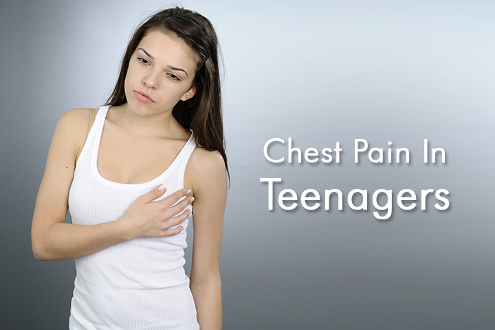 Chest pain in teens