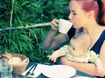 Is It Safe To Drink Coffee While Breastfeeding?