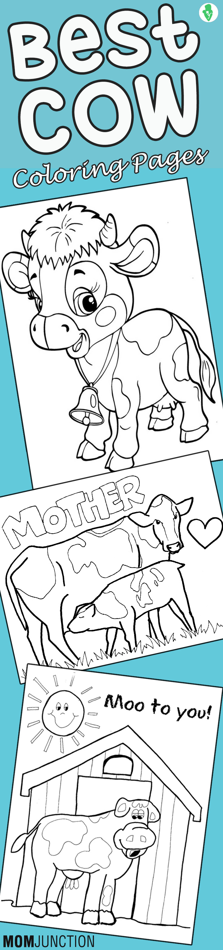 Co co coloring sheets to print of cows - Co Co Coloring Sheets To Print Of Cows 46