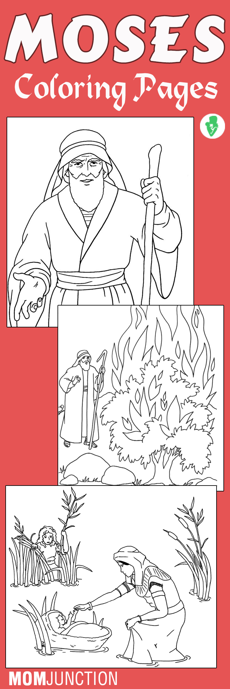 Coloring pages moses and ten commandments - Coloring Pages Moses And Ten Commandments 55