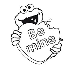 cookie-monster-be-mine