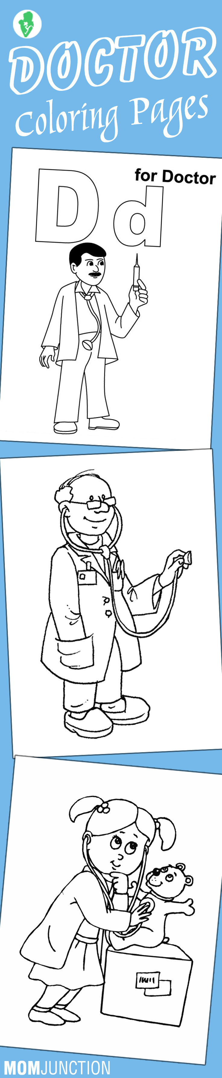 top 10 free printable doctor coloring pages online