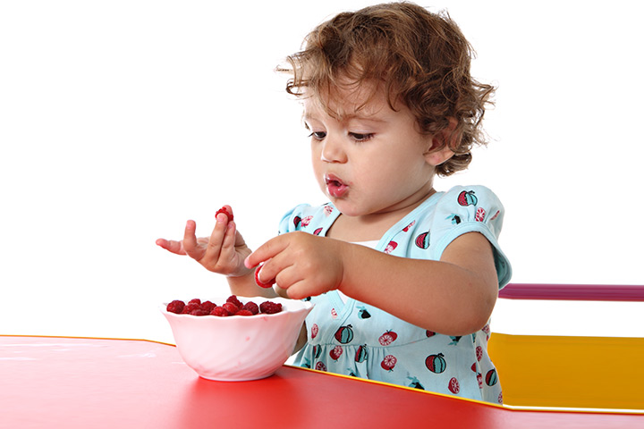 eating habits of your baby