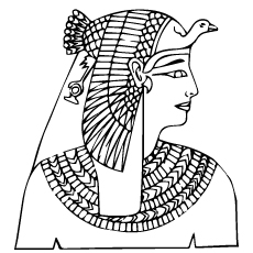 egyptian-crowns