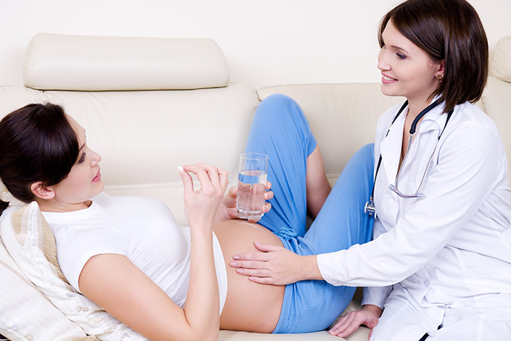 fungal infection during pregnancy
