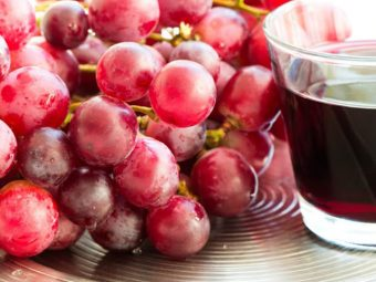 Is It Good To Feed Your Baby Grape Juice?