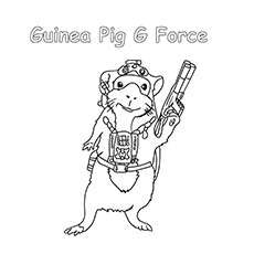 Guinea Pig G Force