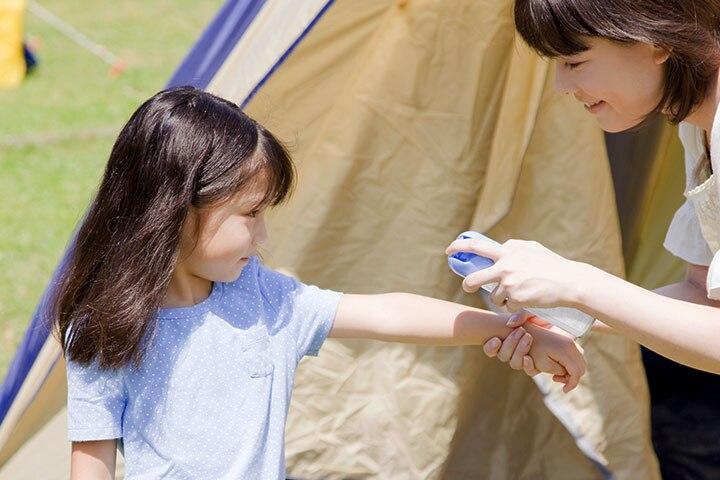 is deet safe for children