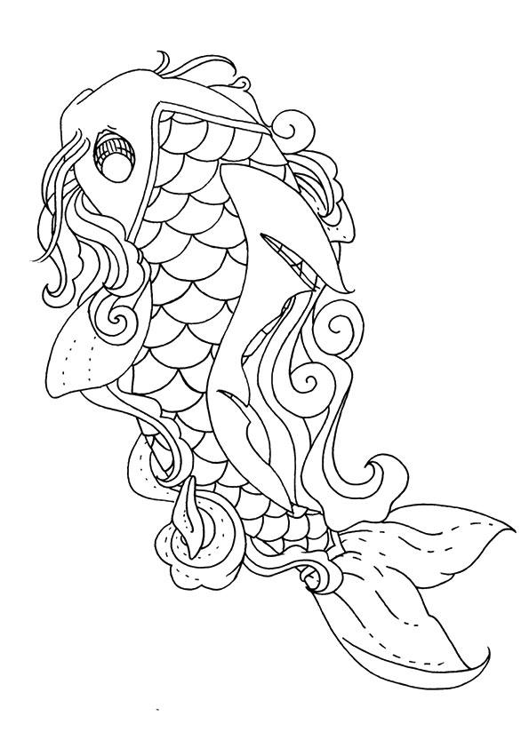 koi-fish-lineart2