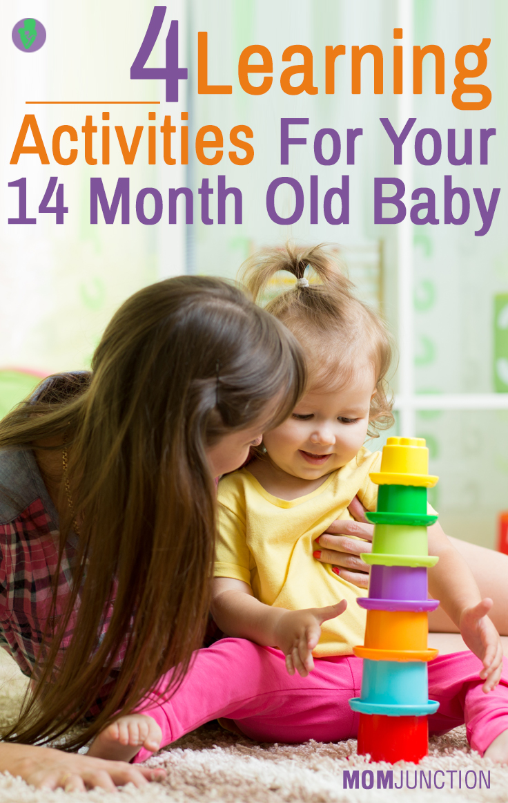 4 Learning Activities For 14 Month Old Baby