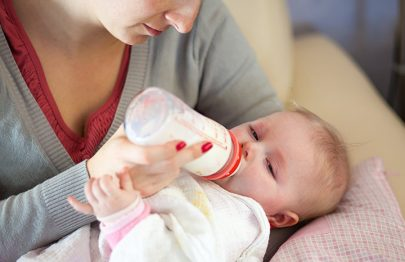 Milk Allergy In Babies: Symptoms And Treatment