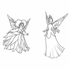 ouloveit ru fairy coloring pages ouloveit ru fairy princesses - Princesses Coloring Pages