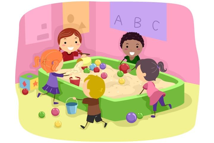pre play school