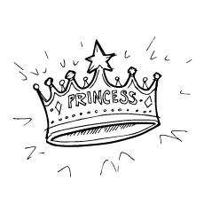 tiara coloring pages Top 30 Free Printable Crown Coloring Pages Online tiara coloring pages