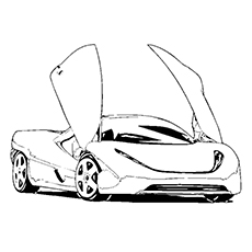 cool cars coloring pages Top 25 Race Car Coloring Pages For Your Little Ones cool cars coloring pages