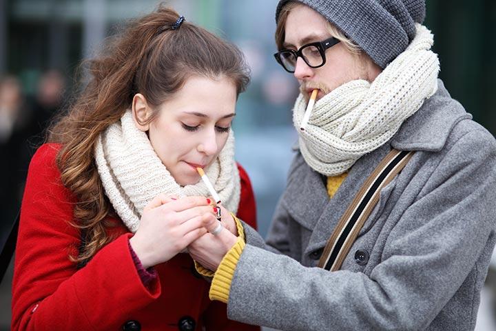 smoking effects on fertility