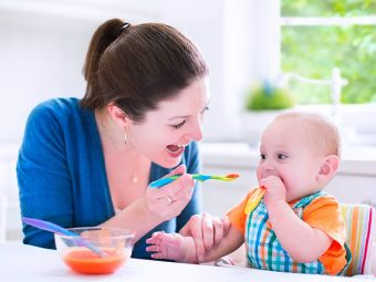 How And When Should You Introduce Solid Foods To Your Baby?