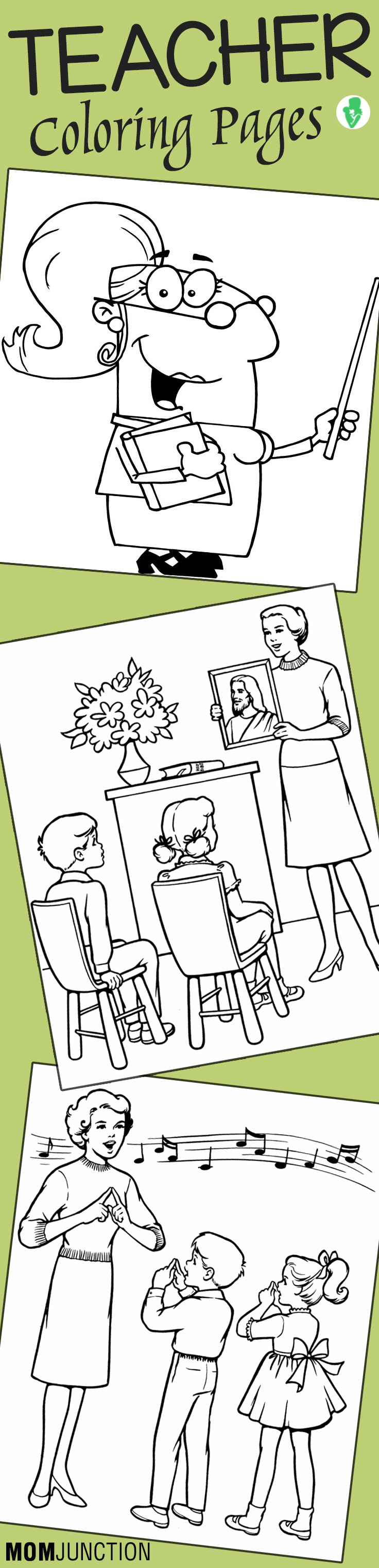 top 10 free printable teacher coloring pages