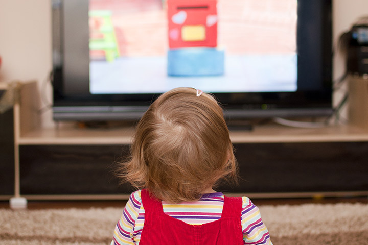 television for your 12 month old