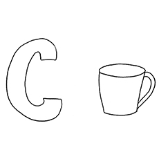 the c is for cup