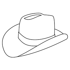 20 Best Hat Coloring Pages Your Toddler Will Love To Color