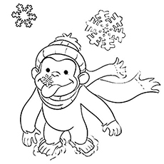 curious gorge coloring pages 15 Best 'Curious George' Coloring Pages For Your Little Ones curious gorge coloring pages