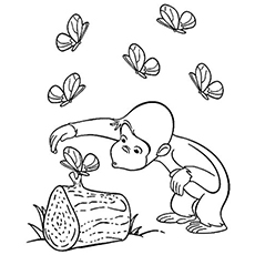 15 best 'curious george' coloring pages for your little ones Monkey Coloring Pages Sesame Street Coloring Pages Bob the Builder Coloring Pages