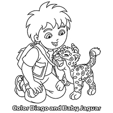 alicia diego coloring pages - photo#22